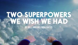 Bill Melinda Gates Annual Letter