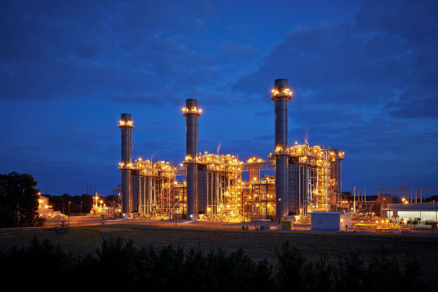Source: Duke Energy, HF Lee Energy Complex; combined-cycle plant; generating station; power plant; Goldsboro, NC. http://ift.tt/1hIskOn